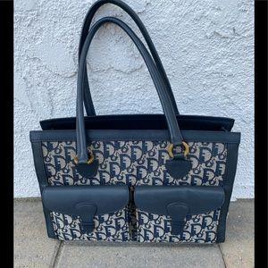 Dior Denim shoulder Bag vintage